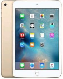 Планшет APPLE iPad mini 4 128Gb Wi-Fi MK9Q2RU/A, 2GB, 128GB, iOS золотистый
