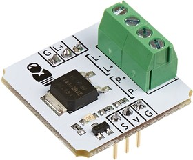 Фото 1/3 Troyka-Mosfet V2, Силовой ключ на основе IRLR8726 для Arduino проектов