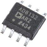 Фото 2/6 AD8132ARZ, Экономичный, высокоскоростной, дифференциальный драйвер, 350 МГц, 68 дБ, 10.7 мА/5 В [SO-8]