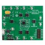 ADM00812, Оценочная плата, MIC7401 PMIC, 5 x DC/DC ...