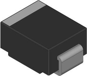 Фото 1/5 STTH2R02U, Diode Switching 200V 2A 2-Pin SMB T/R
