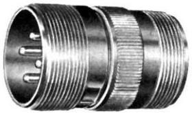 MS3101A14S-5PX, Conn Circular PIN 5 POS Solder ST Cable Mount 5 Terminal 1 Port Automotive