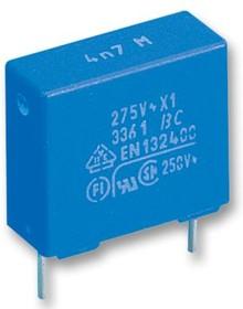 BFC233660152, Конденсатор Безопасности, 1500 пФ, Y2, Серия MKP3366 Y2, 300 В, Metallized PP