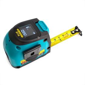 Лазерная рулетка XIAOMI Mileseey DT10 Laser Tape Measurer Blue (2 in 1)