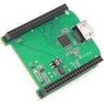 BeagleBone Green HDMI Cape, HDMI интерфейс для одноплатного компьютера BeagleBone Green