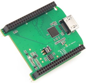 Фото 1/6 BeagleBone Green HDMI Cape, HDMI интерфейс для одноплатного компьютера BeagleBone Green