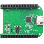 Фото 3/6 BeagleBone Green HDMI Cape, HDMI интерфейс для одноплатного компьютера BeagleBone Green