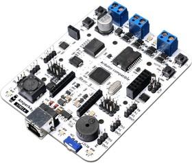 Фото 1/2 Strela, Arduino-совместимая на основе ATmega32u4 для постройки роботов