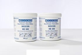 WEICON HB 300 (1 кг) Эпоксидный композит. Металло-пластик наполненный сталью.