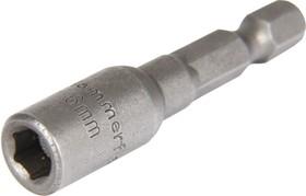 Головка Hammer Flex 229-001 PS HX M6 (1/4), 48 мм, 1шт.