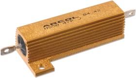 Фото 1/2 HSA50R02J, Резистор, 0.02 Ом, HS Series, 50 Вт, ± 5%, Лепесток для Пайки, 1.25 кВ