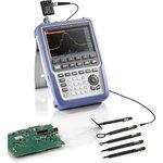 Фото 3/4 FPH, Портативный анализатор спектра от 5 кГц до 4 ГГц