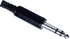 FC1-1041, Аудио штекер (СТ) 6.35мм