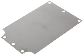 530.122.001, CHASSIS PLATE FOR ENCLOSURE,200X120MM