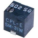 SM-31TW103, Подстроечный потенциометр, регулировка сверху, Multi Turn ...