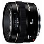 Фото 2/4 Объектив Canon EF USM (2515A012) 50мм f/1.4