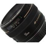 Фото 4/4 Объектив Canon EF USM (2515A012) 50мм f/1.4