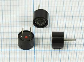 Ультразвуковой приёмник 40кГц, 10x7мм с круговой диаграммой направленности 100град, уп 10x 7\\40\2P5\AW8R40- 10OB01\AUDIOWELL