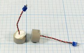 Ультразвуковой герметичный, комбинированный приёмник/передатчик 58кГц,15x9мм, несимметричная диаграмма 90/45град, T/R58-15G279Z-L19-01