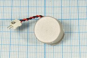 Фото 1/2 Ультразвуковой герметичный, комбинированный приёмник/передатчик 55.5кГц,15x9мм, несимметричная диаграмма 90/45град, TR55,5-15E279Z-L12-01