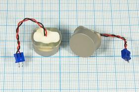 Фото 1/2 Ультразвуковой герметичный, комбинированный приёмник/передатчик 58кГц,15x9мм, несимметричная диаграмма 90/55град, TR58-15F279Z-L19-03