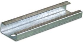 РЗ-1, DIN-рейка 300мм оцинкованная