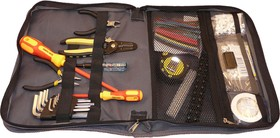 Фото 1/2 PL9103, Набор инструментов для электромонтажных работ (14 предметов)