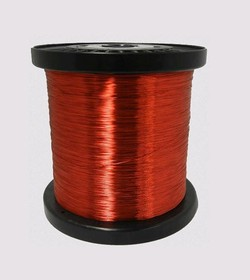 ПЭТВ-2 (d=0.4 мм), Провод эмалированный (обмоточный), 1 кг (вес +/- 5 %)