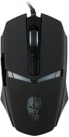 Мышь OKLICK 795G оптическая проводная USB, черный [mw-1321]