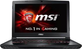 """Ноутбук MSI GS40 6QE(Phantom)-020RU, 14"""", Intel Core i7 6700HQ, 2.6ГГц, 8Гб, 1000Гб, nVidia GeForce GTX 970M - 3072 Мб (9S7-14A112-234)"""