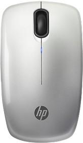 Мышь HP z3200 оптическая беспроводная USB, серебристый и черный [n4g84aa]