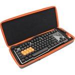 Клавиатура A4 Bloody B700, USB, черный
