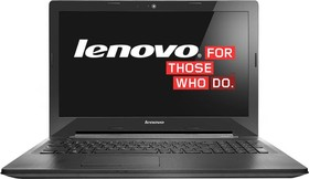"Ноутбук LENOVO IdeaPad G5045, 15.6"", AMD E1 6010, 1.35ГГц, 2Гб, 500Гб, AMD Radeon R2, Windows 10, черный [80e301q9rk]"