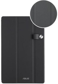 Чехол для планшета ASUS PAD-14 TRICOVER/Z580/BK//8, черный, для Asus ZenPad Z580C/Z580CA [90xb015p-bsl340]