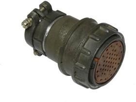2РМ39БПН45Г2В1, Розетка на кабель