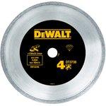 Диск алм. DeWALT DT3735-XJ со сплошной кромкой по керамике ...