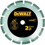 Диск алм. DeWALT DT3773-XJ сегментный по абразивным ...