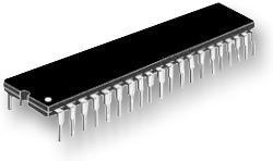 Фото 1/2 PIC18F45K40-I/P, 8 Bit MCU, XLP, PIC18 Family PIC18F K4x Series Microcontrollers, 64 МГц, 32 КБ, 2 КБ, 40 вывод(-ов)