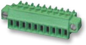 MC 1,5/ 6-STF-3,5, Съемная клеммная колодка, 3.5 мм, 6 вывод(-ов), 28AWG до 16AWG, 1.5 мм², Винт, 8 А