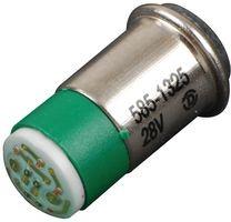 Фото 1/2 5851325F, LED Modules Uni-Color Green 565nm 2-Pin