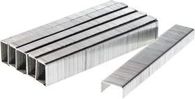 Скобы закален. 6мм, сечение 0,75мм, длина 11,3мм (тип 53), Скобы для степлера