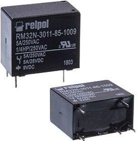 RM32N-3011-85-1005, Реле 5VDC 1 Form C 250VAC/5А