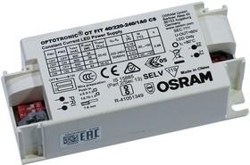 OT FIT 40/220-240/1A0 CS, LED драйвер SELV, 40Вт, Выход 800-1050мА,IP 20