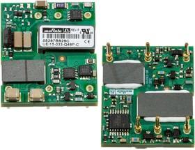 UEI15-033-Q48P-C, DC/DC TH 18-75Ввх 3.3Ввых 15Вт RoHS