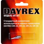 Фото 2/2 DAYREX-201, Жало для паяльников DR-23, DR-24, DR-30