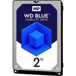 Жесткий диск WD Original SATA-III 2Tb WD20SPZX Blue ...
