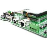 Фото 2/5 MIKROE-995, EasyPIC PRO v7 Development System, Полнофункциональная отладочная плата для изучения МК 8-бит PIC high pin-count