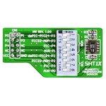 MIKROE-430, SHT1X Board, Плата на базе датчика ...