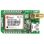 MIKROE-1032, GPS Click, Встраиваемый GPS модуль форм фактора ...