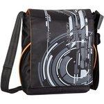 """Сумка для ноутбука RIVA 8010 10.2"""" нейлон черный"""